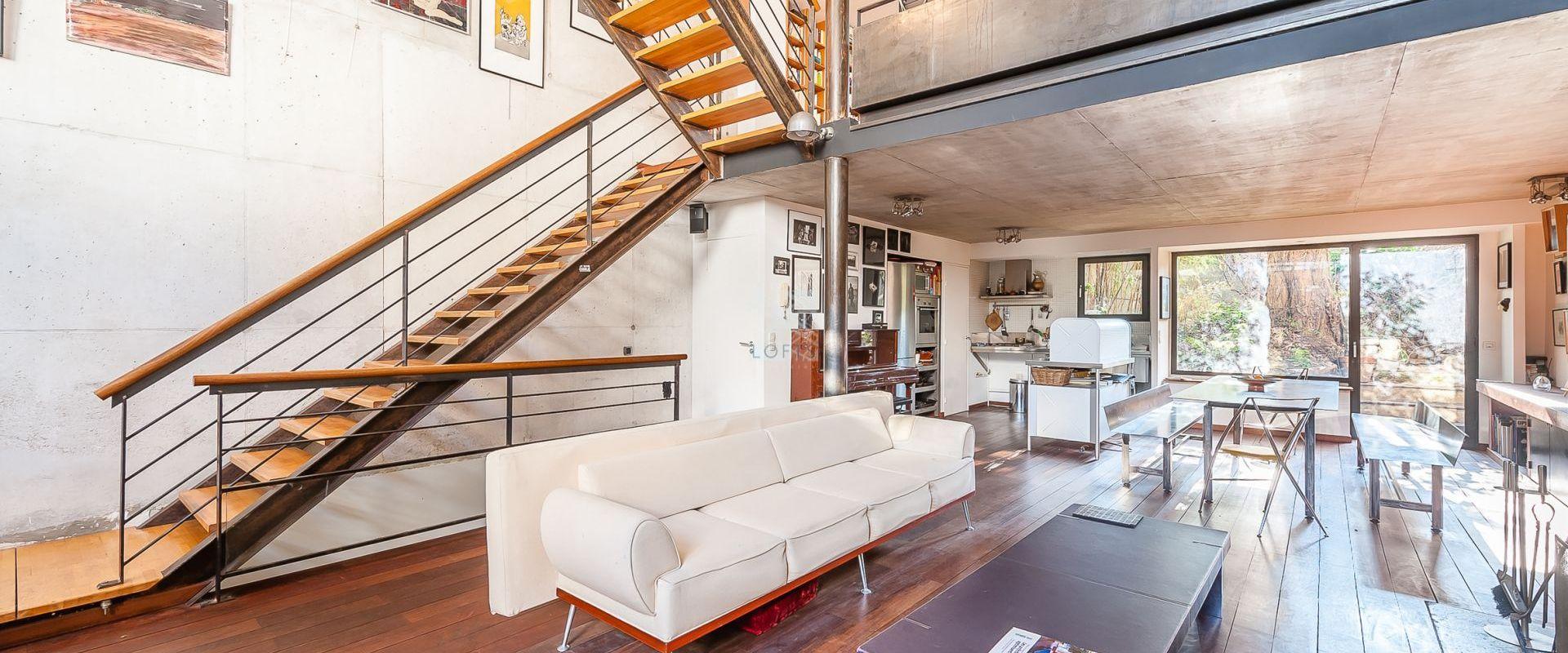 Ateliers lofts associ s agence immobili re paris for Loft atelier a renover paris