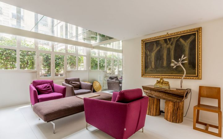 EXCLUSIVITE - DUPLEX  QUARTIER DU MARAIS