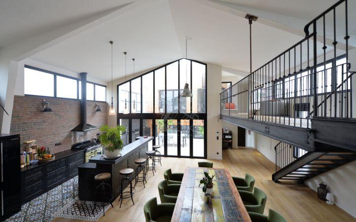 ateliers lofts associ s agence immobili re la. Black Bedroom Furniture Sets. Home Design Ideas