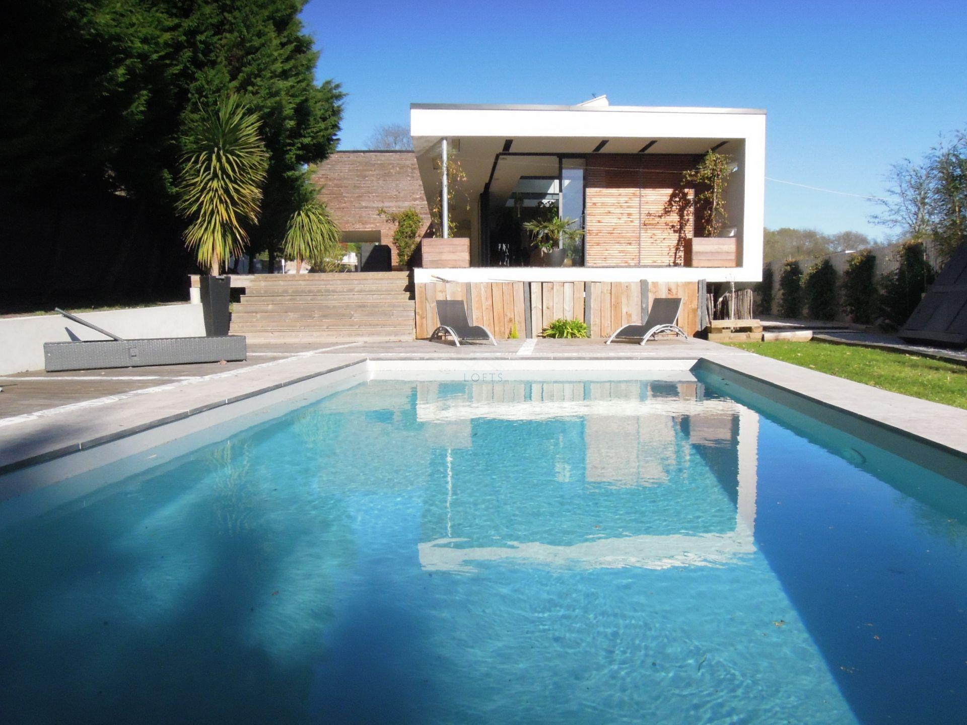piscine d architecte