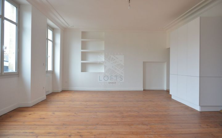 APPARTEMENT RENOVE COURS CLEMENCEAU