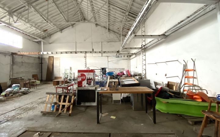 Workshop to be rehabilitated in a popular area of Bayonne