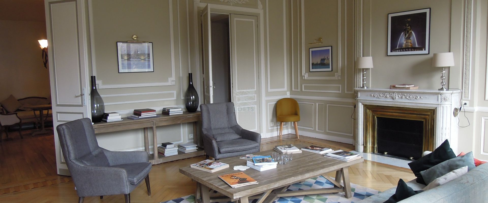 LOCATION APPARTEMENT BOURGEOIS MEUBLE