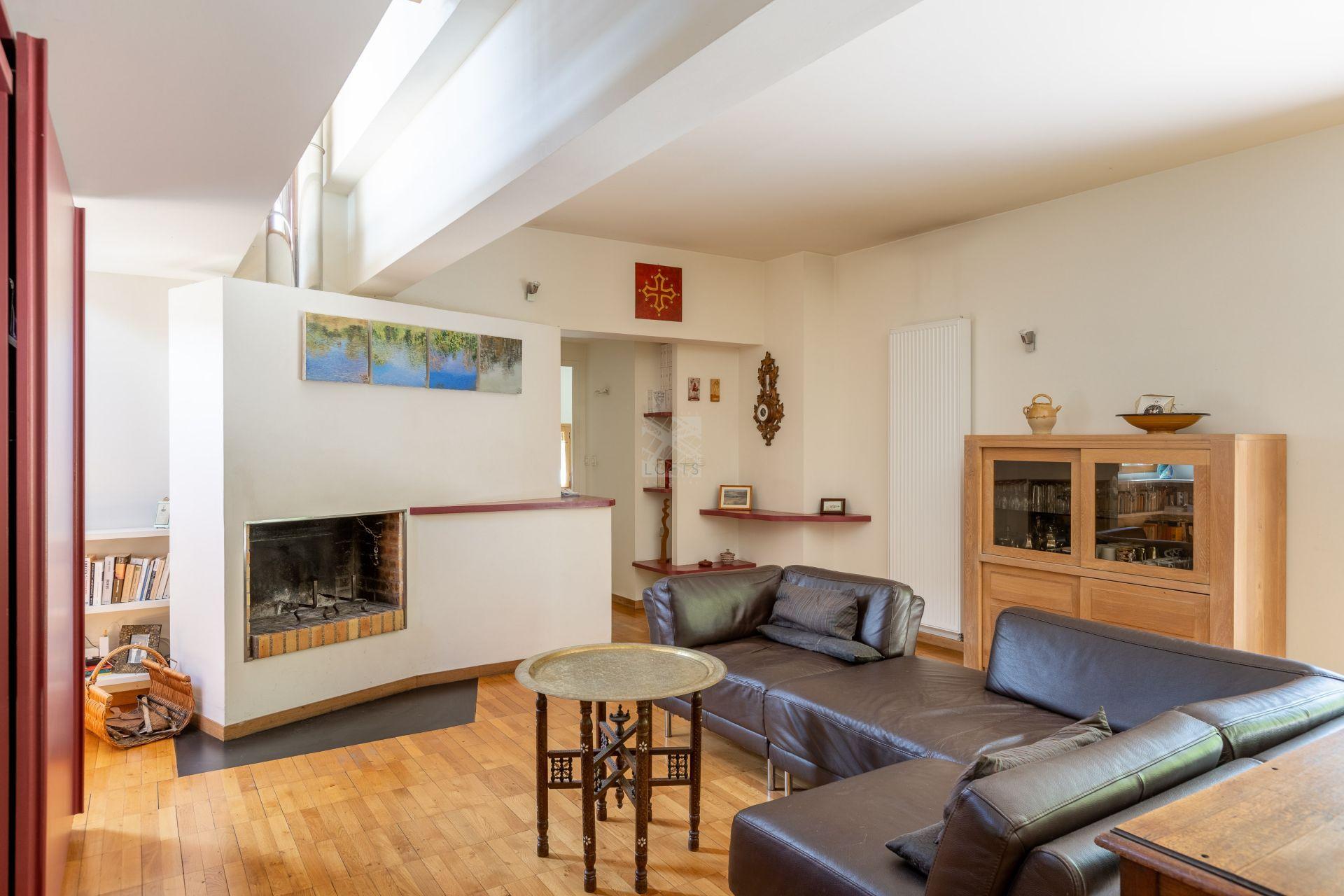 Family Architect House Seine Et Marne 200m2 Ateliers Lofts Associes