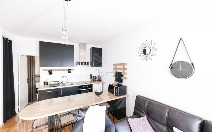 Renovated apartment in the heart of Arcachon