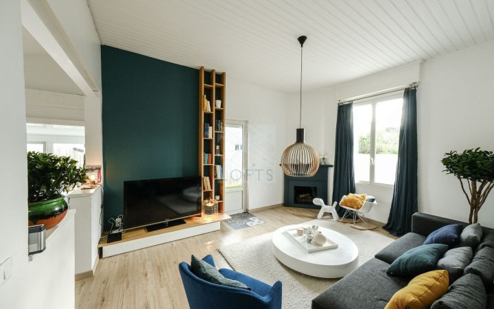 Charming house in La Teste-de-Buch - Living-room