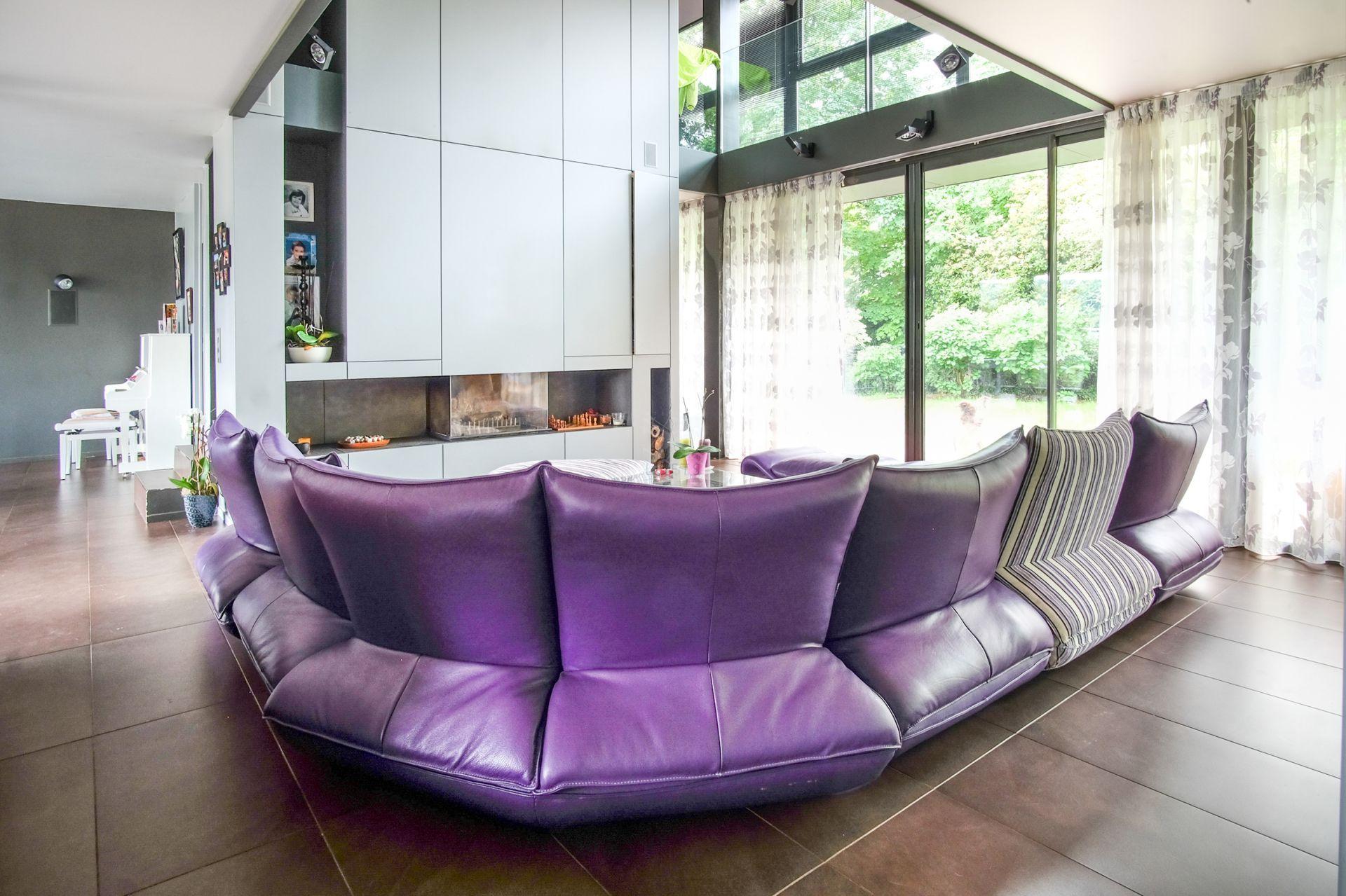 Remarquable Maison D Architecte Avec Piscine Interieure