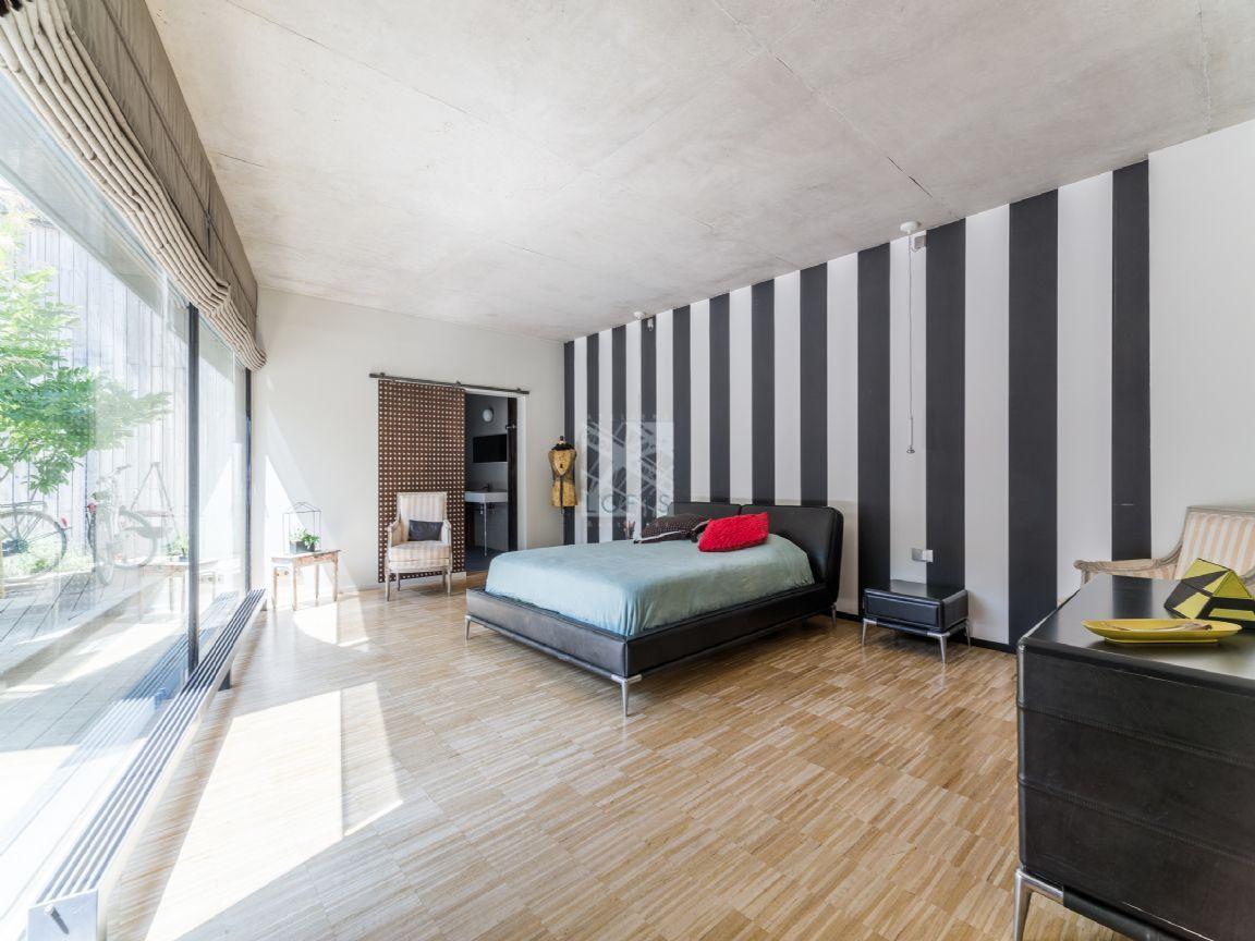 maison loft avec terrasses repensÉes par architecte