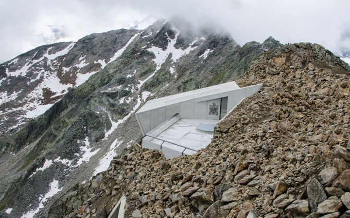 """007 Elements"": A James Bond museum set at an altitude of 3,000 metres..."